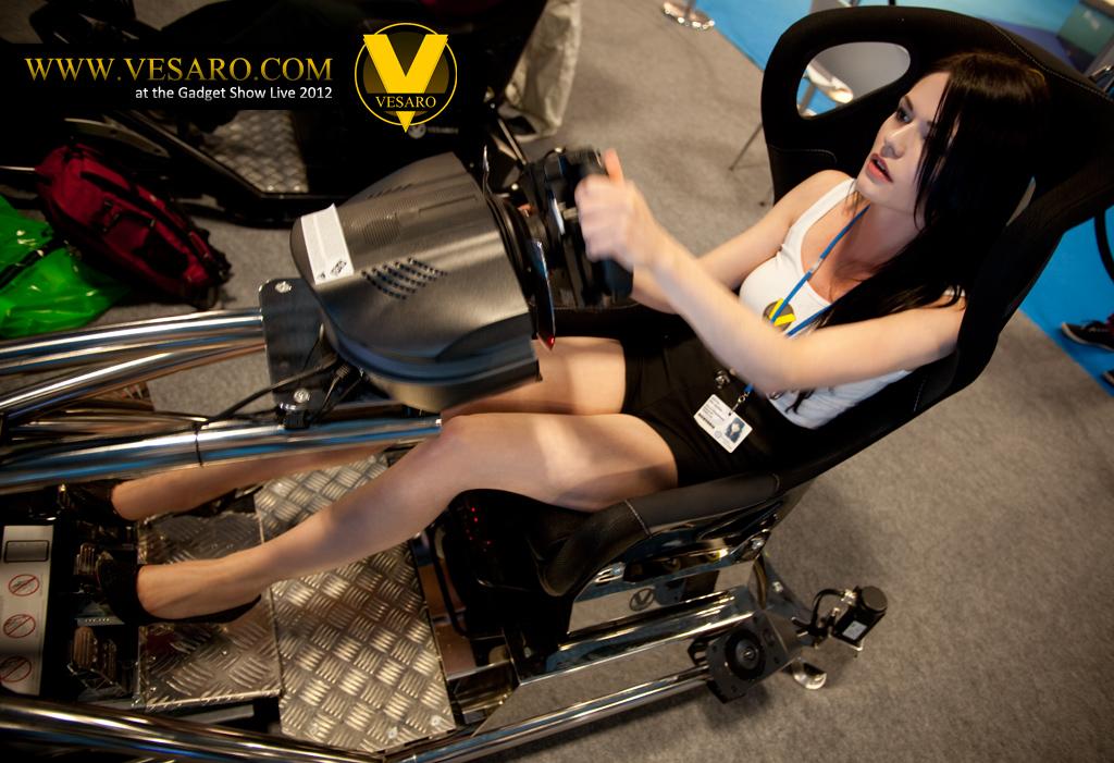 Pc Gaming Seat 171 Vesaro