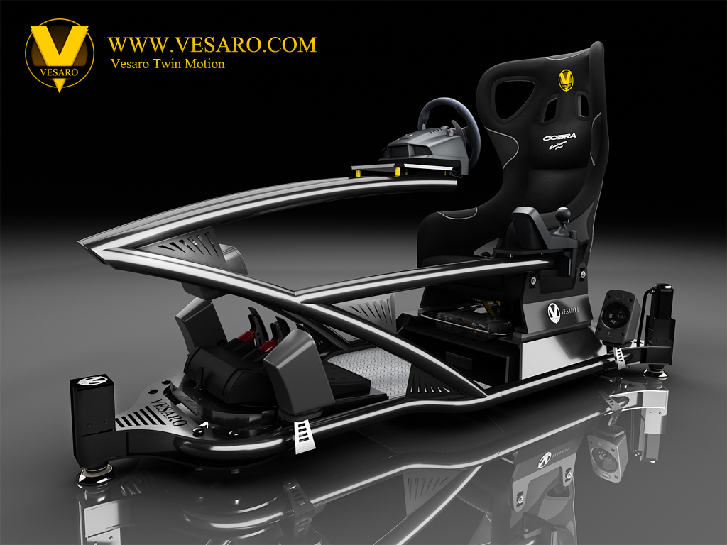 Ps3 Racing Seat 171 Vesaro