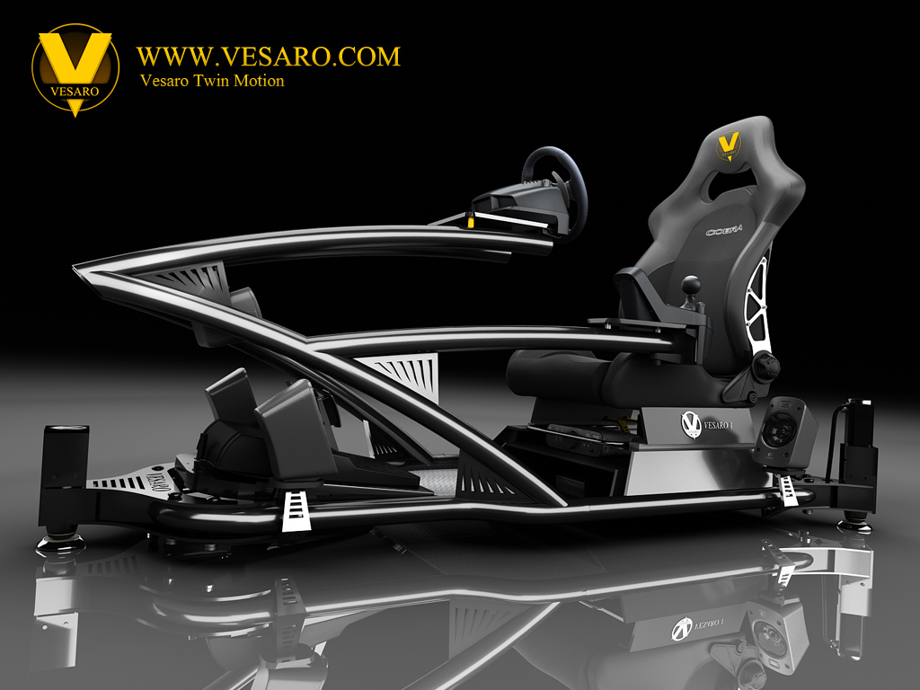 Playstation 3 Racing Seat 171 Vesaro