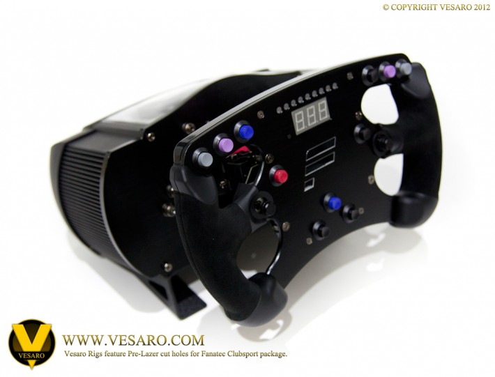fanatec clubsport eu wheel base vesaro. Black Bedroom Furniture Sets. Home Design Ideas