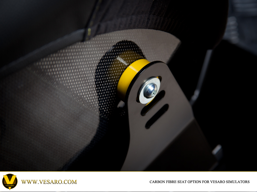 Cobra Evolution Technology Vesaro Simulator Seat Option