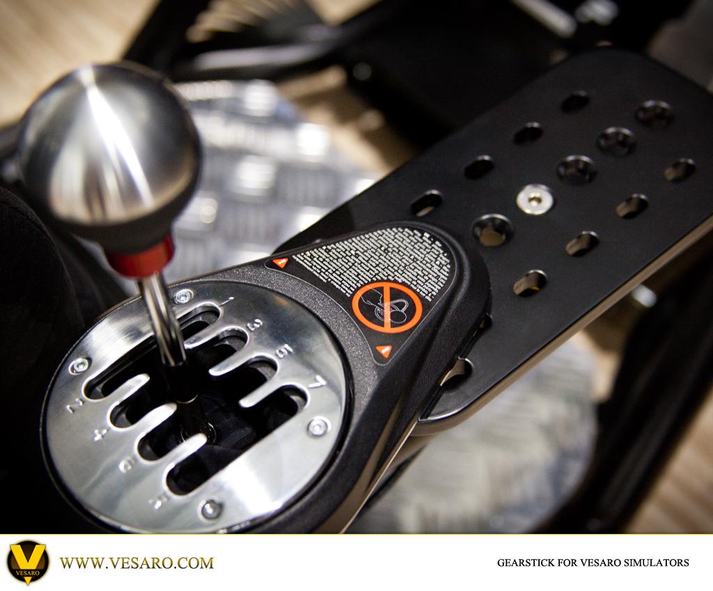 Thrustmaster TH8RS Shifter Vesaro Simulator