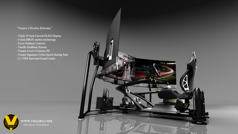 Racing Seat 171 Vesaro