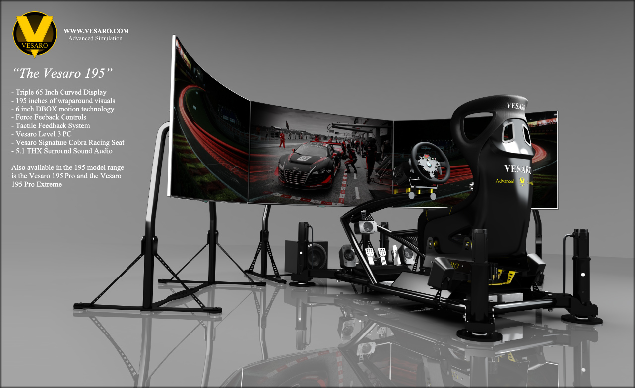 Motion Based Simulator images