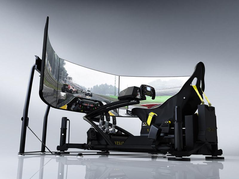 Racing Simulator « Vesaro