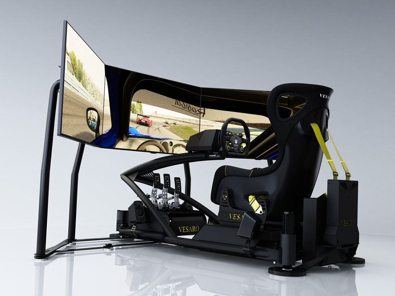 Gt racing simulator