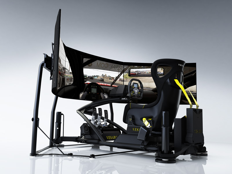Racing Simulator « Vesaro