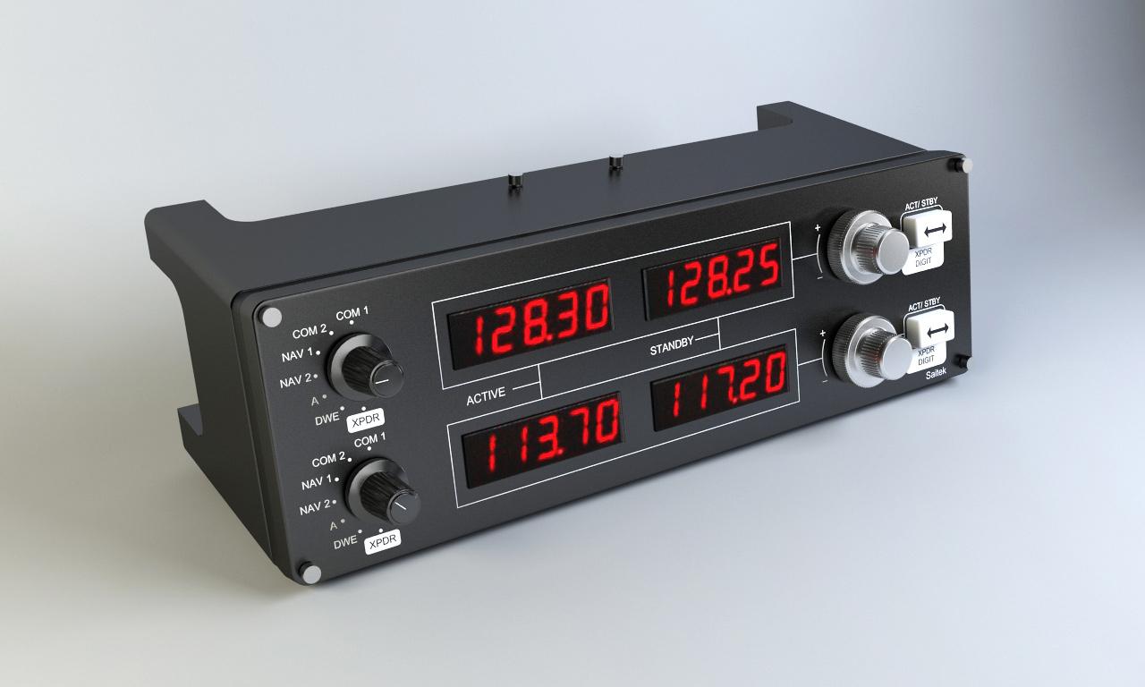 Flight Controls - Radio Panel