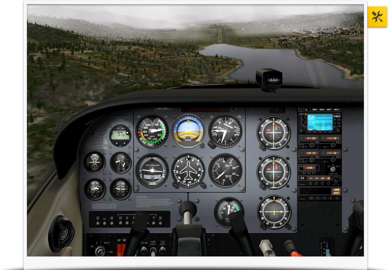 Vesaro Flight Simulator Upgrade Modules - Vesaro