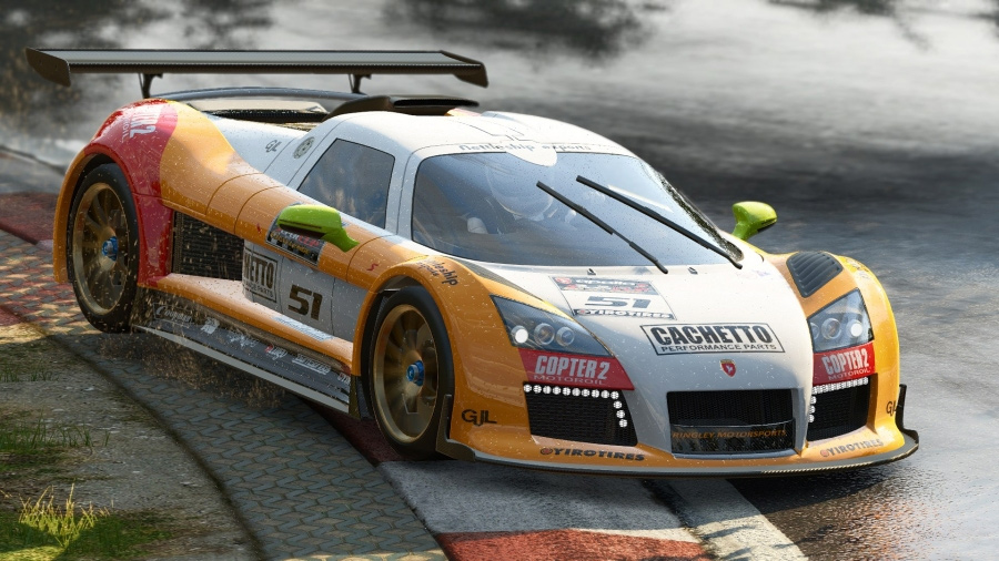 Software - Commercial Use - Project Cars 2 (NVC)